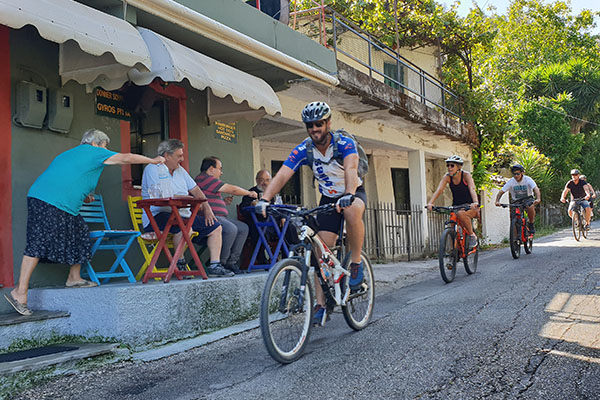 Ancient Mountain Bike Tour